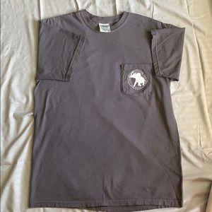 Comfort Colors Shirts - Comfort Colors Alabama Short Sleeve shirt